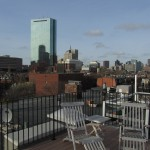 Columbus Square Roofdeck