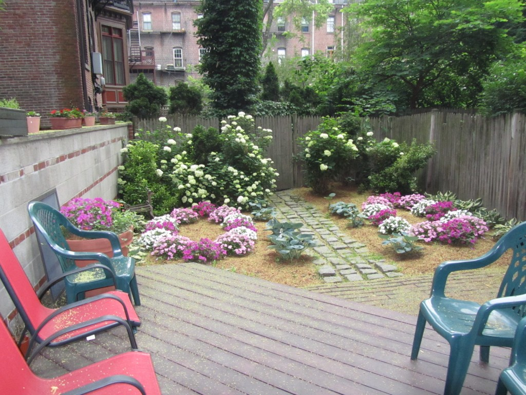 Columbus Avenue Patio