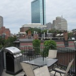 Warren Avenue Roofdeck