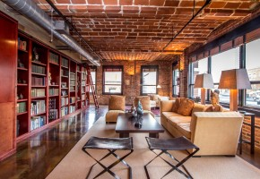 Leather District Loft
