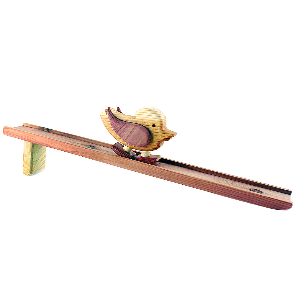 Actual Duck on a ramp for sale