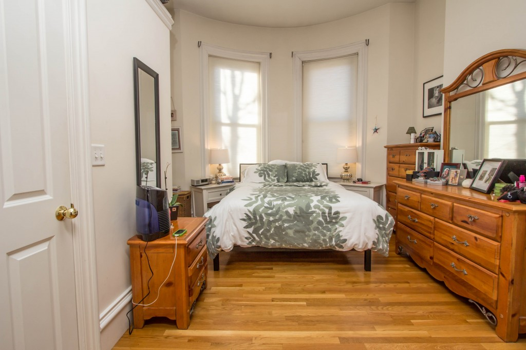Braddock Park Bedroom