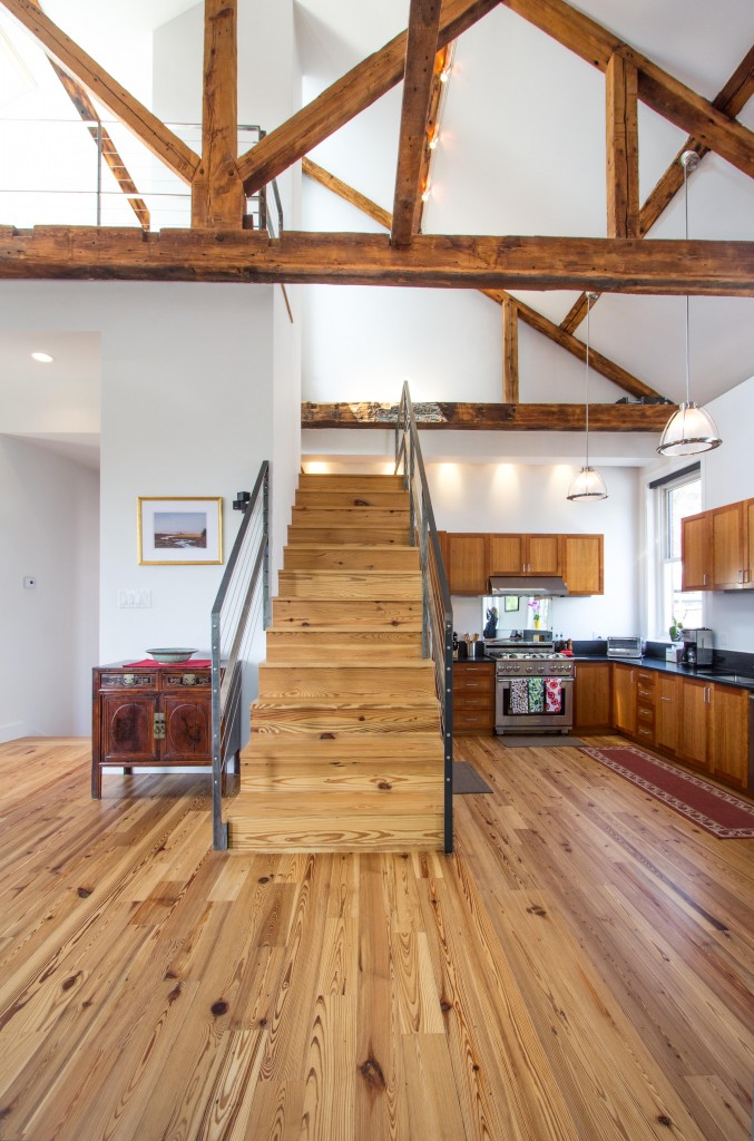 Schoolhouse Common St. Boston Loft